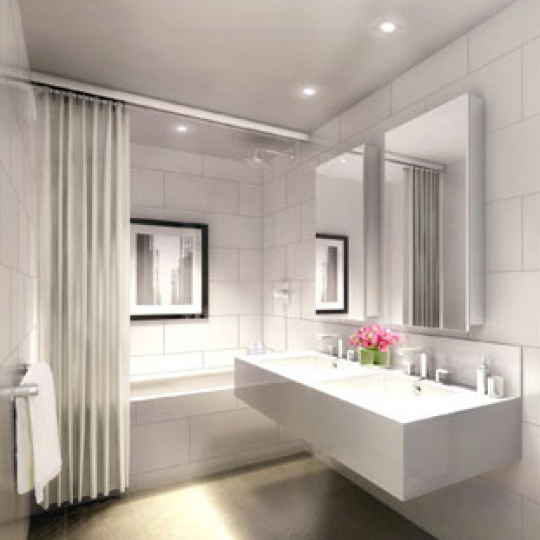 Bathroom - 250 Bowery Street - Soho