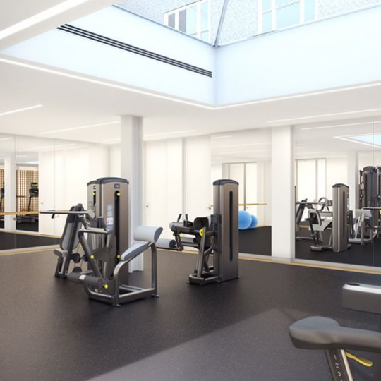 Fitness room - 737 Park Avenue - Upper East Side
