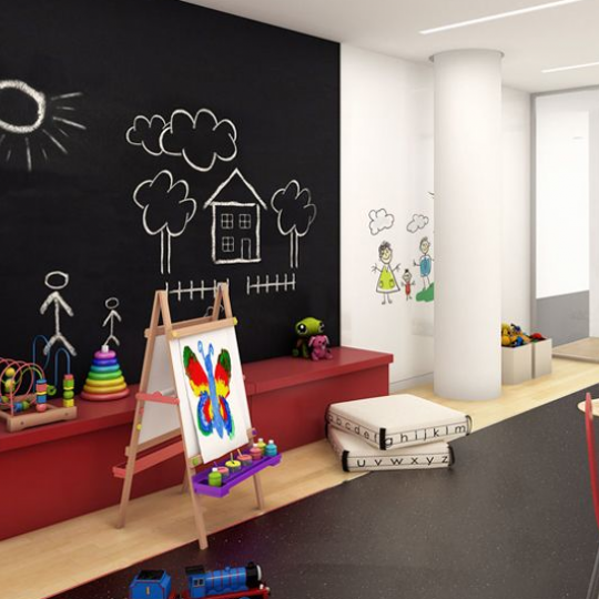 Children's playroom - 737 Park Avenue - Upper East Side