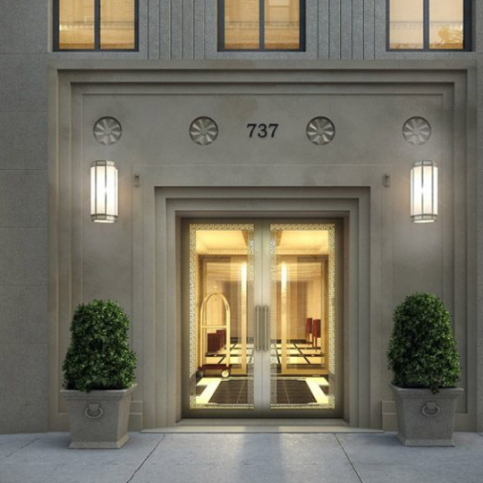Entry - 737 Park Avenue - Upper East Side