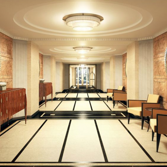 Lobby - 737 Park Avenue - Upper East Side