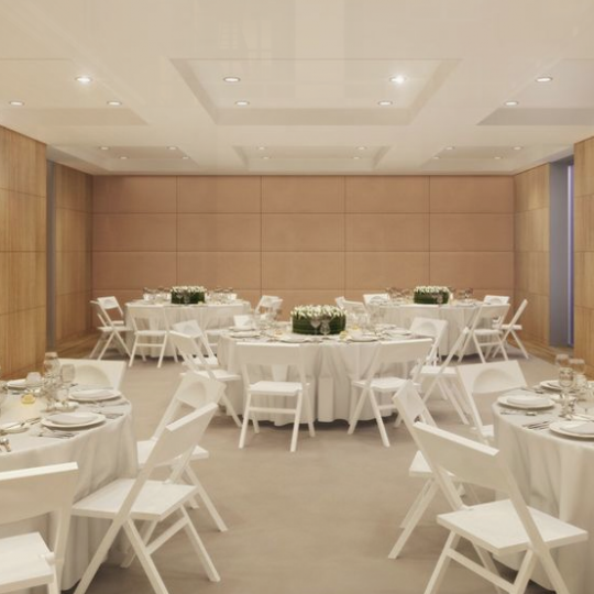 Multi-function room - 737 Park Avenue - Upper East Side