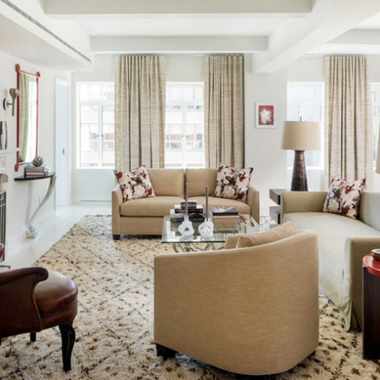 Livingroom - 737 Park Avenue - Upper East Side