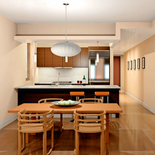 Dining area - 212 East 95th Street - Upper East Side