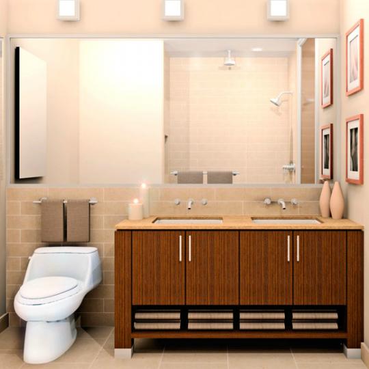 Bathroom - 212 East 95th Street - Upper East Side