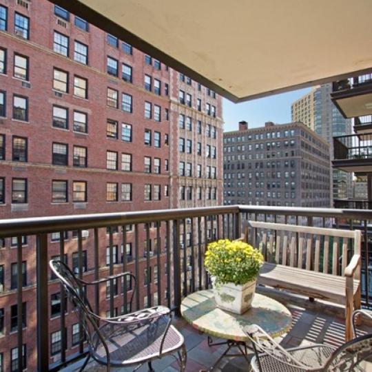 Terrace - 1199 Park Avenue - Carnegie Hill