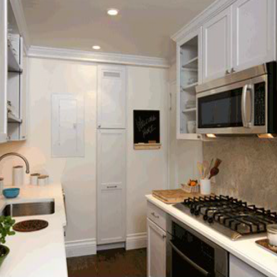 Kitchen - 240 West End Avenue - Upper West Side