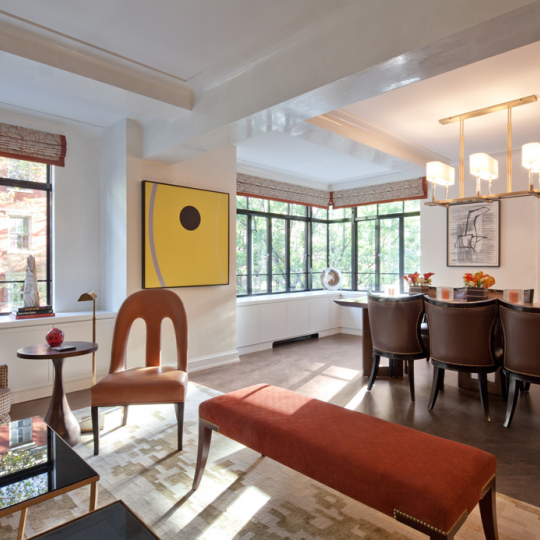 Livingroom - 130 West 12th Street - Greenwich Village