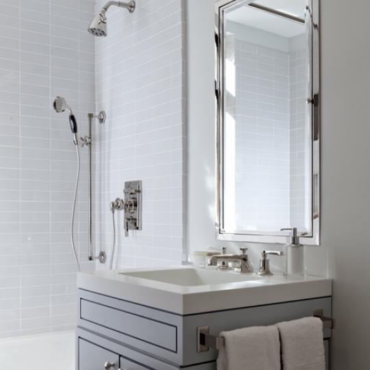 Bathroom - 130 West 12th Street - Greenwich Village