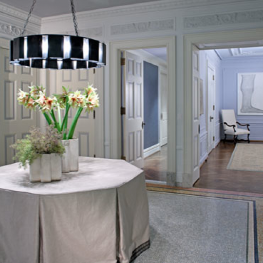 Corridor - The Apthorp - Upper West Side