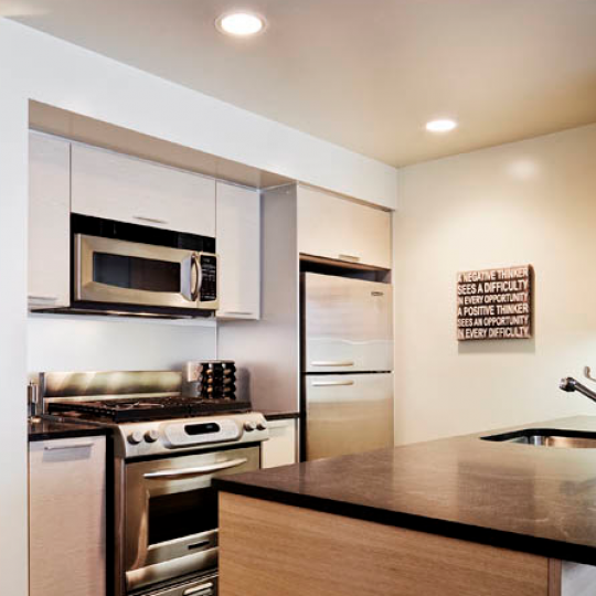 Kitchen - Orion - Condos - Clinton