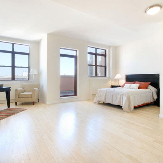 Bedroom - Delany Lofts - Harlem