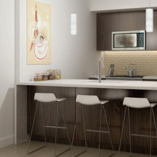 Kitchen - Five27 - Long Island City