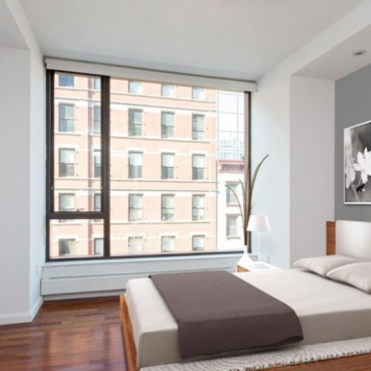 Bedroom - 505 Greenwich Street - Soho