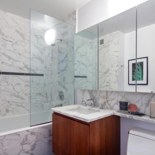 Bathroom - 505 Greenwich Street - Soho