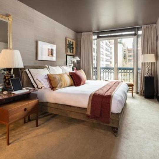 Bedroom - 400 East 51st Street - Midtown East