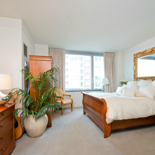Bedroom - 10 West Street - Battery Park City