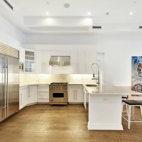Kitchen - 46 Lispenard Street - Tribeca