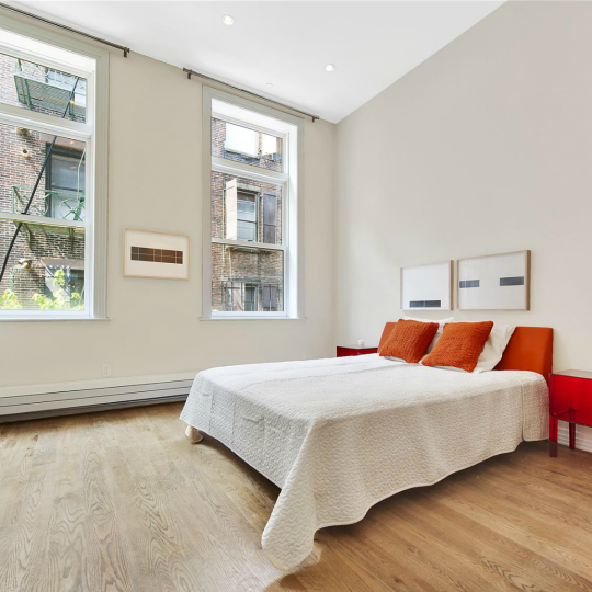 Bedroom - 46 Lispenard Street - Tribeca
