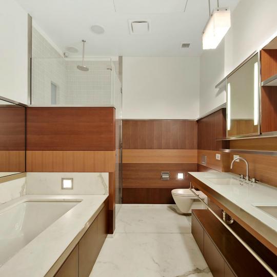 Bathroom - 40 Mercer Street - Soho