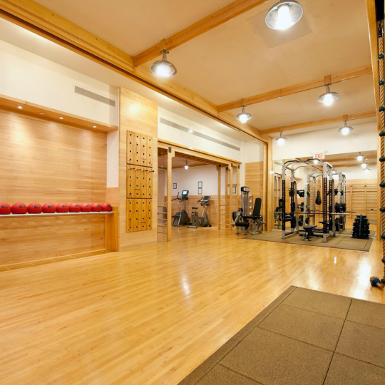 Fitness Center - 40 Mercer Street - Soho