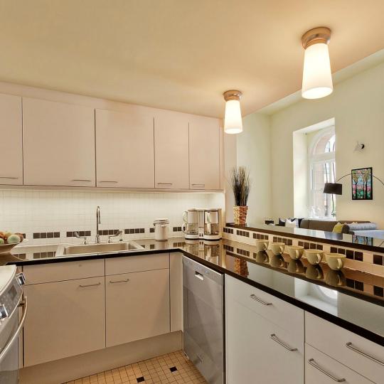 Kitchen - 240 Centre Street - Soho