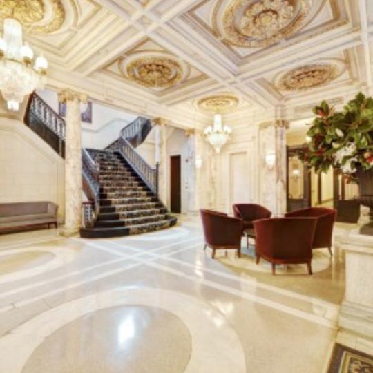 Lobby - 240 Centre Street - Soho