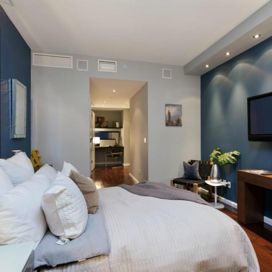 Bedroom - 255 Hudson Street - Soho
