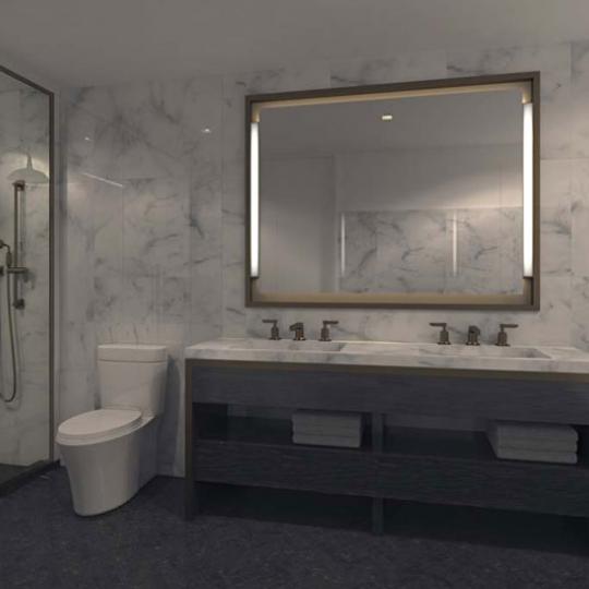 Bathroom - 500 West 21st Street - Chelsea
