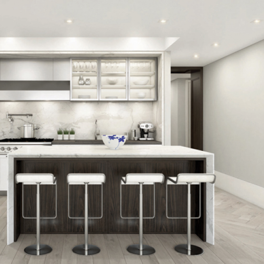 182 West 82nd Street Luxury Apartments for Sale NYC Kitchen