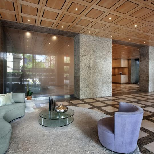 The Sheffield Lobby - Midtown West NYC Condominiums