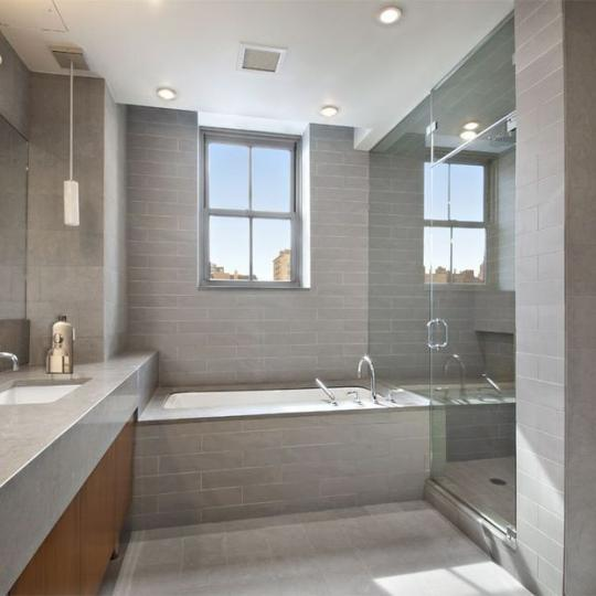 Bathroom - 147 Waverly Place - Greenwich Village