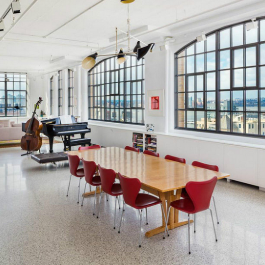 Sky Lofts at 145 Hudson Street - Condominiums for Sale - Kitchen and Dining Area