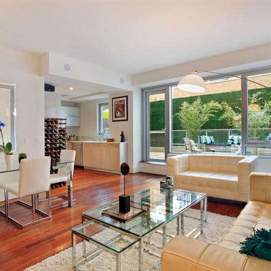 Slate Condominiums NYC Condos - 165 West 18th Street Apartments for Sale View