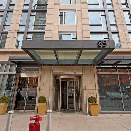 Entrance - Smith Upstairs - Luxury Condos - Tribeca