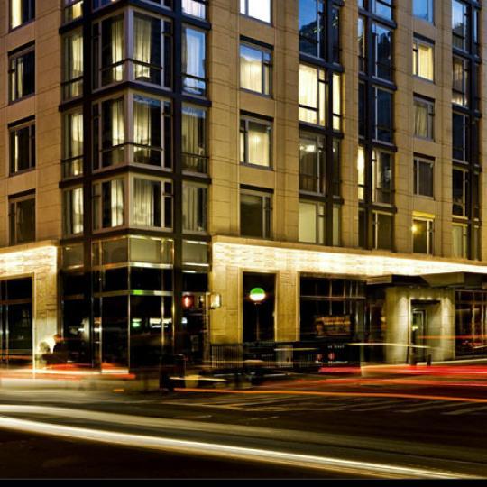 Facade - Smith Upstairs - Luxury Condos - Tribeca