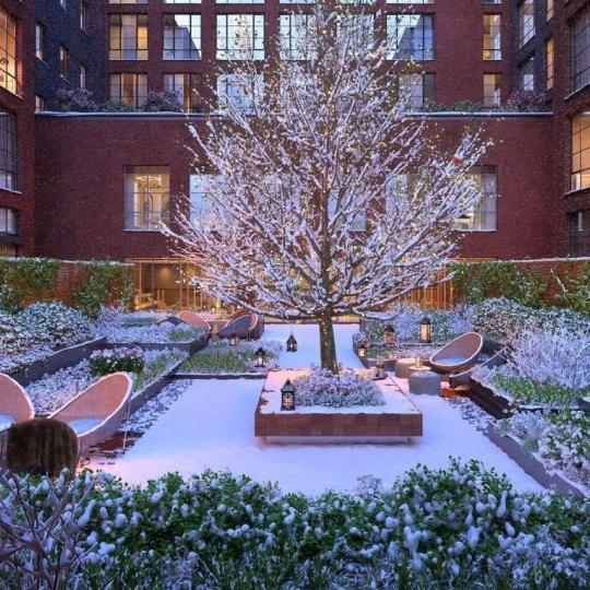 Condos for sale at  Steiner East Village in Manhattan - Garden