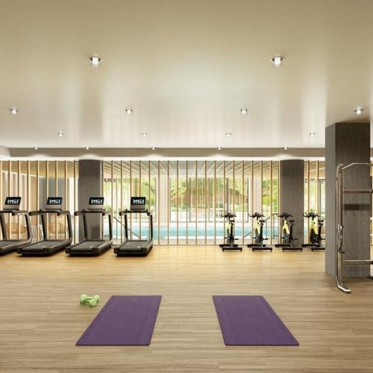 Fitness Center at 438 East 12th Street in East Village