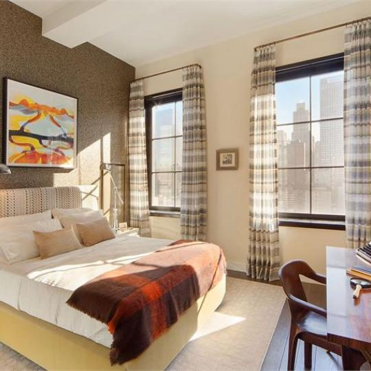 Bedroom- 435 West 50th Street