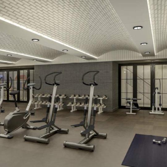 Fitness Center at The Sutton in Turtle Bay - Condos for sale