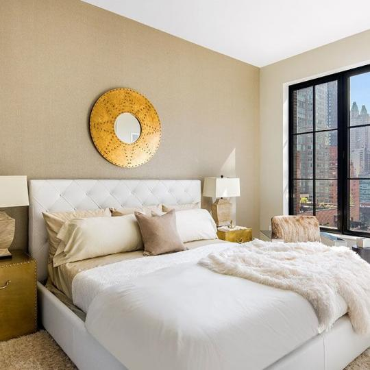Bedroom at 959 First Avenue in NYC - Apartments for sale
