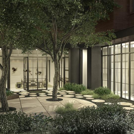 Apartments for sale at 959 First Avenue in Manhattan - Garden