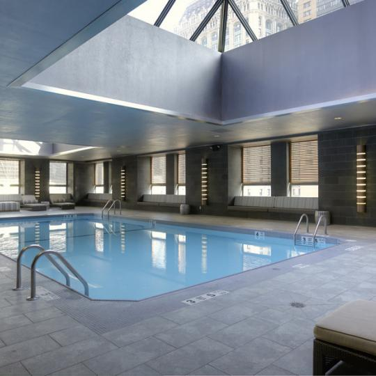 Pool Rector Square - Apartments for Sale