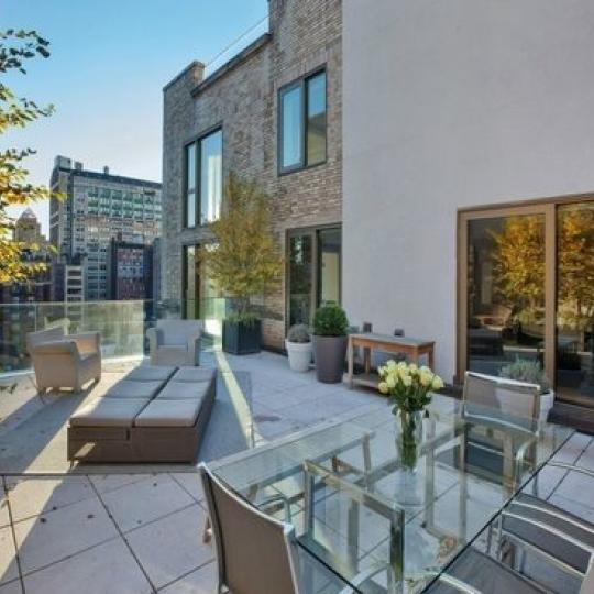 Terrace- 50 Gramercy Park North