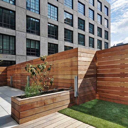 205 Water Street - Terrace - condo for sale in NYC