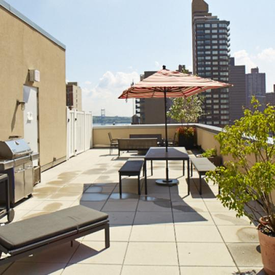 Terrace - 212 East 95th Street - Upper East Side