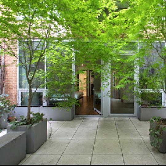 Terrace - 72 Mercer Street - Soho - Manhattan Sales