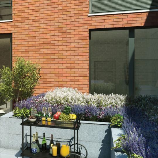 Terrace - 732 West End Avenue