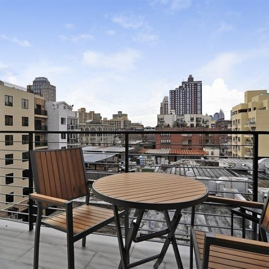 Terrace of the 102 Gold Street - Condos For Sale in Dumbo