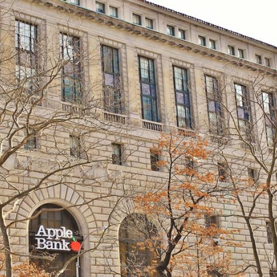 The Apple Bank Building - outside - Upper West Side Apartments For Sale